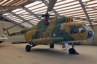 Helicopter-DataBase Photo ID:14486 Mi-8PS Estonian Aviation Museum ES-PMA cn:10532