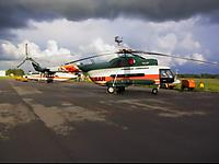 Helicopter-DataBase Photo ID:67 Mi-8TVK Border Guard Aviation Group ES-PMC cn:10579