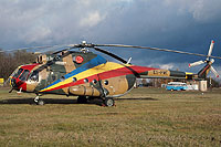 Helicopter-DataBase Photo ID:6772 Mi-8TVK State Aviation Group ES-PMC cn:10579