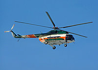 Helicopter-DataBase Photo ID:65 Mi-8T Border Guard Aviation Group ES-PMD cn:10595