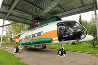 Helicopter-DataBase Photo ID:14493 Mi-8T Valga Museum ES-PMD cn:10595