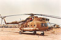 Helicopter-DataBase Photo ID:170 Mi-8T Ethiopian Air Force 861