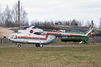 Helicopter-DataBase Photo ID:10321 Mi-8T Belarus Border Guard EW-025BP