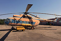 Helicopter-DataBase Photo ID:13383 Mi-8T Minsk State Higher Aviation College EW-22475 cn:0238