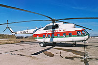 Helicopter-DataBase Photo ID:13105 Mi-8PS Belarus Government EW-25049 cn:98525049