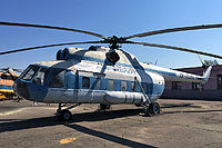Helicopter-DataBase Photo ID:13382 Mi-8PS Minsk State Higher Aviation College EW-25259 cn:0110