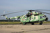 Helicopter-DataBase Photo ID:16058 Mi-8IV Belarus Air and Air Defence Force 24 yellow