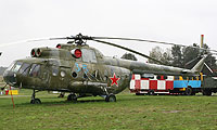 Helicopter-DataBase Photo ID:525 Mi-8T Central Aeroclub DOSAAF RB - Museum of Aviation Technics 36 blue cn:3701
