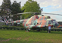 Helicopter-DataBase Photo ID:5334 Mi-8T Central Aeroclub DOSAAF RB - Museum of Aviation Technics 36 blue cn:3701