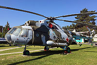 Helicopter-DataBase Photo ID:13387 Mi-8T Central Aeroclub DOSAAF RB - Museum of Aviation Technics 36 blue cn:3701