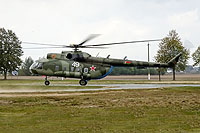 Helicopter-DataBase Photo ID:14966 Mi-8PS Belarus Air and Air Defence Force 49 white cn:98525049