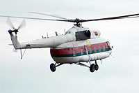 Helicopter-DataBase Photo ID:10323 Mi-8PS Belarus Government 49 yellow cn:98525049