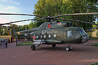 Helicopter-DataBase Photo ID:13371 Mi-8AT unknown 51 white cn:9733020