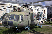Helicopter-DataBase Photo ID:13384 Mi-8PP Museum of Military Glory 89 white cn:9767301