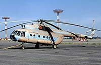 Helicopter-DataBase Photo ID:189 Mi-8T Kyrghyzstan Airlines EX-25920 cn:5555