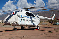 Helicopter-DataBase Photo ID:8939 Mi-8T Supreme Aviation EX-40016 cn:7884