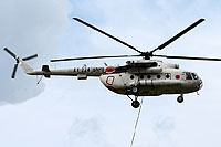 Helicopter-DataBase Photo ID:14168 Mi-8MTV-1 National Disaster Management Authority EY-224