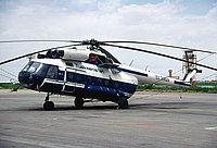 Helicopter-DataBase Photo ID:1608 Mi-8T Turkmenistan Airlines EZ-24624 cn:8253