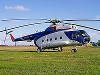 Helicopter-DataBase Photo ID:169 Mi-8T Artic Group Ltd. HA-HSA cn:7970