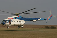 Helicopter-DataBase Photo ID:4495 Mi-8T Artic Group Ltd. HA-HSA cn:7970