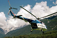 Helicopter-DataBase Photo ID:6566 Mi-8T Artic Group Ltd. HA-HSA cn:7970