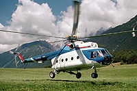 Helicopter-DataBase Photo ID:6567 Mi-8T Artic Group Ltd. HA-HSA cn:7970
