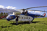 Helicopter-DataBase Photo ID:6565 Mi-8T Artic Group Ltd. HA-HSA cn:7970