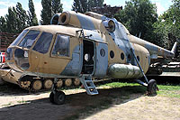 Helicopter-DataBase Photo ID:15084 Mi-8T Cold War Park 10436 cn:10436
