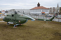 Helicopter-DataBase Photo ID:13285 Mi-8T Aviation Museum Szolnok *** New *** 10439 cn:10439