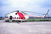 Helicopter-DataBase Photo ID:447 Mi-8PS Aero Asahi JA9549 cn:26001