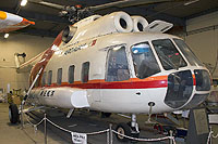 Helicopter-DataBase Photo ID:11113 Mi-8PS Tokorozawa Aviation Museum JA9549 cn:26001