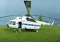 Helicopter-DataBase Photo ID:2033 Mi-8T MIAT JU-1024 cn:20409