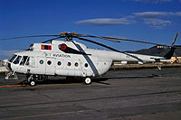 Helicopter-DataBase Photo ID:12508 Mi-8T A-Jet Aviation JU-5566 cn:20409