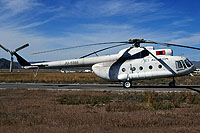 Helicopter-DataBase Photo ID:12510 Mi-8T A-Jet Aviation JU-5588