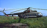 Helicopter-DataBase Photo ID:284 Mi-8PS Mongolian Air Force 0719 cn:0719