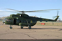 Helicopter-DataBase Photo ID:8328 Mi-8T Mongolian Air Force MT-6057