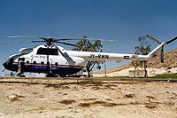 Helicopter-DataBase Photo ID:14179 Mi-8T Royal Wings JY-RWN cn:99257245