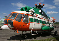 Helicopter-DataBase Photo ID:3277 Mi-8T (upgrade by Helisota 1) Lithuanian aviation museum 12 blue cn:99150818