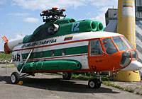 Helicopter-DataBase Photo ID:3278 Mi-8T (upgrade by Helisota 1) Lithuanian aviation museum 12 blue cn:99150818