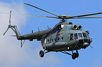 Helicopter-DataBase Photo ID:16089 Mi-8T Lithuanian Air Force 23 blue cn:99050203