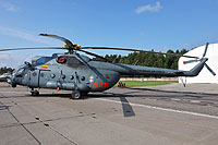 Helicopter-DataBase Photo ID:15947 Mi-8T (upgrade by ASU Baltija) Lithuanian Air Force 26 blue cn:99050154