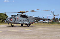 Helicopter-DataBase Photo ID:13237 Mi-8T (upgrade by ASU Baltija) Lithuanian Air Force 26 blue cn:99050154