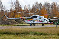 Helicopter-DataBase Photo ID:6154 Mi-8PS (upgrade by Helisota) Lithuanian Air Force 27 blue cn:99050117