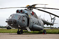 Helicopter-DataBase Photo ID:6283 Mi-8T (upgrade by Helisota 4) Lithuanian Air Force 28 blue cn:99050178