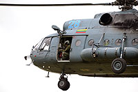 Helicopter-DataBase Photo ID:14202 Mi-8T (upgrade by Helisota 4) Lithuanian Air Force 28 blue cn:99050178