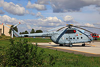 Helicopter-DataBase Photo ID:16088 Mi-8T (upgrade by Helisota 4) Lithuanian Air Force 28 blue cn:99050178