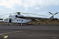 Helicopter-DataBase Photo ID:769 Mi-8PS United Nations LZ-CAC cn:10308