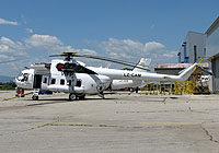 Helicopter-DataBase Photo ID:5735 Mi-8PS HELI AIR Services LZ-CAM cn:10318