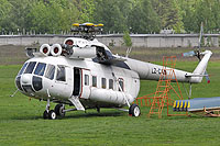 Helicopter-DataBase Photo ID:8598 Mi-8PS HELI AIR Services LZ-CAM cn:10318