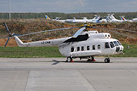 Helicopter-DataBase Photo ID:13057 Mi-8PS HELI AIR Services LZ-CAM cn:10318